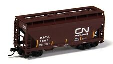 N Gauge - 2-Bay Centerflow Hopper Canadian National 50001867 NEU