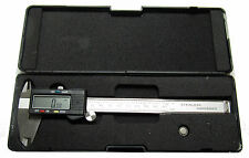 "RDG TOOLS 6"" / 0-150MM DIGITAL VERNIER WITH FRACTION LCD DISPLAY MEASURING TOOLS"