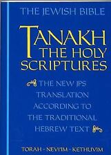 Bible Titles: JPS Tanakh, the Holy Scriptures : The New JPS Translation...