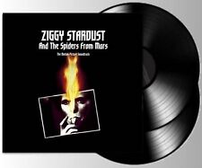 DAVID BOWIE Ziggy Stardust & The Spiders From Mars Soundtrack (2) LP NEW SEALED