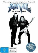 Anvil! The Story of Anvil DVD