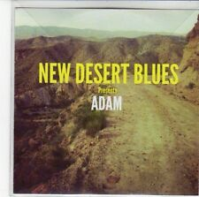 (ED209) New Desert Blues, ADAM - 2013 DJ CD