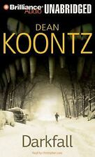 Darkfall by Dean Koontz (2008, CD, Unabridged)