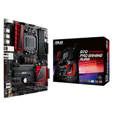 ASUS 970 PRO GAMING/AURA AMD AM3+ 970 ATX MB - Free Shipping USA - NEW