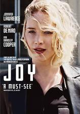 JOY DVD Movie, Jennifer Lawrence (2016), Comedy,Pre-order SHIPS ON 5/03