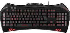 SPEEDLINK VIRTUIS Advanced Gaming Keyboard black (DEU Layout - QWERTZ)