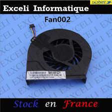 HP PAVILION G7-2045SF Ventilateur fan Refroidissement Processeur PN: 683193-001