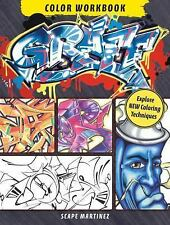 GRAFF Color Workbook: Explore New Coloring Techniques (Color Studio), Martinez,