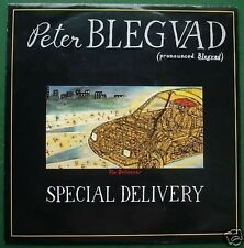 "Peter Blegvad Special Delivery 12"" Single"