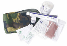 DPM Medic 1st First Aid Pouch Military Webbing Airsoft Camping Hiking