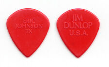 Eric Johnson Dunlop Jazz III Molded Red Guitar Pick - 2015