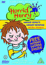 Horrid Henry's Horrid Revenge [DVD], Good DVD, ,