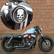 Air Cleaner +Intake Filter system For Harley Davidson Sportster 883 XL1200 Skull