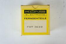 König Fernsehteile Fat 3618 Zeilentransformator Trafo wie HR 6323 Dönberg OVP