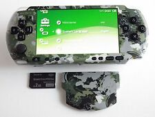 PSP 3000 METAL GEAR SOLID PEACE WALKER LIMITED CONSOLE WITH 2GB MEMORY CARD