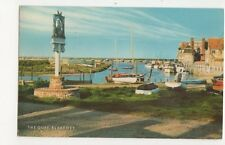 The Quay Blakeney Norfolk 1975 Postcard 220b