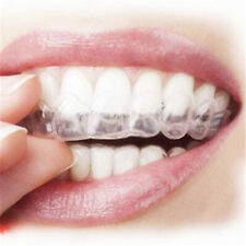 1Pairs New Thermoforming Mouthguard Teeth Whitening Trays Bleaching Oral Hygiene