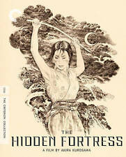 CRITERION COLLECTION: HIDDE...-CRITERION COLLECTION: HIDDEN FORTRESS  DVD NEW