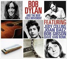 Bob Dylan and The New Folk Movement by Bob Dylan & Others (CD, Jan-2012, Xtra)