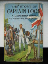 The Story of Captain Cook Vintage Ladybird Book