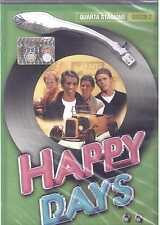 Happy Days Quarta Stagione Disco 2 DVD Editoriale Sigillato Slimcase