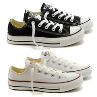 Converse All Star Chucks Low weiß Unisex Tayler Sneaker Laufschuhe Klassik Shoes