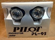 NEW Pilot PL-95 Projector Lamp High Power White Beam