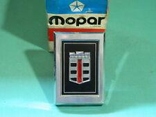 NOS Mopar 1979-82 Dodge Van Grill Emblem