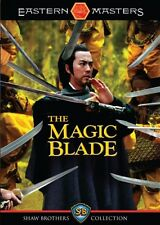 MAGIC BLADE - NEW DVD