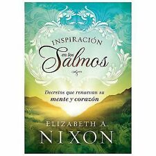 INSPIRACI=N EN LOS SALMOS / DECREES INSPIRED BY THE PSALMS - NEW PAPERBACK BOOK