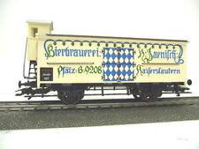 Märklin H0 48921 Insider Wagen 1997 Ged. Güterwagen Brauerei Jaenisch wie NEU