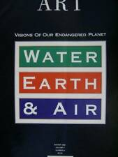 Canadian Art Magazine Winter 1990, Vol 7/4 Water, Earth & Air- Visions Of Our