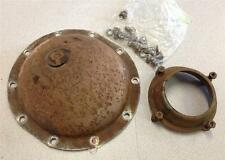 1928 PONTIAC Rear End Cover w/ Bolts and Drive Shaft Coupler w/Bolts for Restore