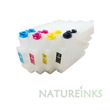 4 empty GC41 sublimation Ink Cartridges to replace Ricoh SG2100 SG2100N SG3110DN