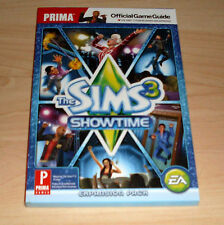 The Sims 3 - Showtime - Prima Official Game Guide ( Spieleberater Expansion )