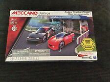 Meccano Junior Police Station Chase Course 16107  NIB