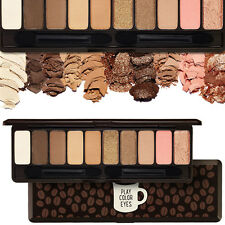 ETUDE HOUSE Play Color Eyes In The Cafe 1g x 10ea Eye Shadow 10 Color