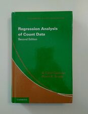 Econometric Society Monographs: Regression Analysis of Count Data 53 by A. Colin