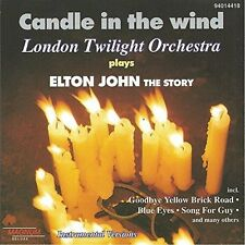 Elton John Candle in the wind-The Elton John story played by The Twilight.. [CD]