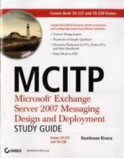 MCITP: Microsoft Exchange Server 2007 Messaging Design and Deployment Study Guid