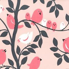 Fat Quarter Tweetie Pie Bird Quilting Fabric - Michael Miller