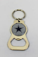 OFFICIAL LICENSED NFL **DALLAS COWBOYS** BOTTLE OPENER KEY CHAIN