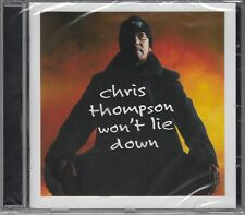 Chris Thompson-won 't lie down, CD NUOVO