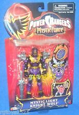 Power Rangers Mystic Force Light Knight Wolf New Ranger Knight Edition Purple