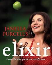 Elixir: How to Use Food as Medicine, Purcell, Janella, New Books