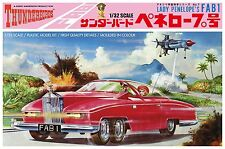 Aoshima 05231 1/32 Gerry Anderson Thunderbirds Lady Penelope's FAB1 from Japan
