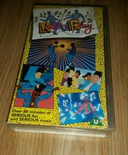 KID N AND PLAY RETRO ANIMATED CARTOONS * HOUSE PARTY INTEREST* RARE UK VHS VIDEO