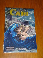 CAIN VOL 2 YAOI PRESS MATURE MANGA GOTHIC HORROR ROMANCE GRAPHIC NOVEL