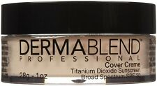DERMABLEND Cover Creme SPF 30 Chroma 2 1/4 WARM BEIGE, 1 oz.