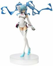 BANPRESTO SQ FIGURE GOODSMILE RACING HATSUNE MIKU 2014 STATUE PVC VOCALOID